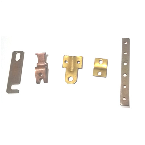 Brass Sheet Cutting Parts