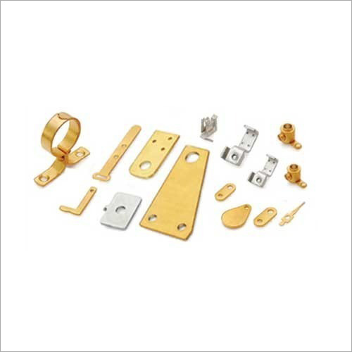 Copper Sheet Metal Parts