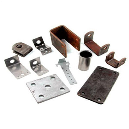 MS Sheet Metal Parts