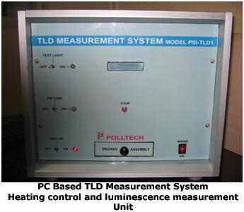 PC based TLD Measurement System