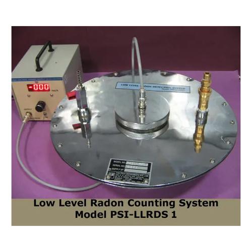Low Level Radon Detection System