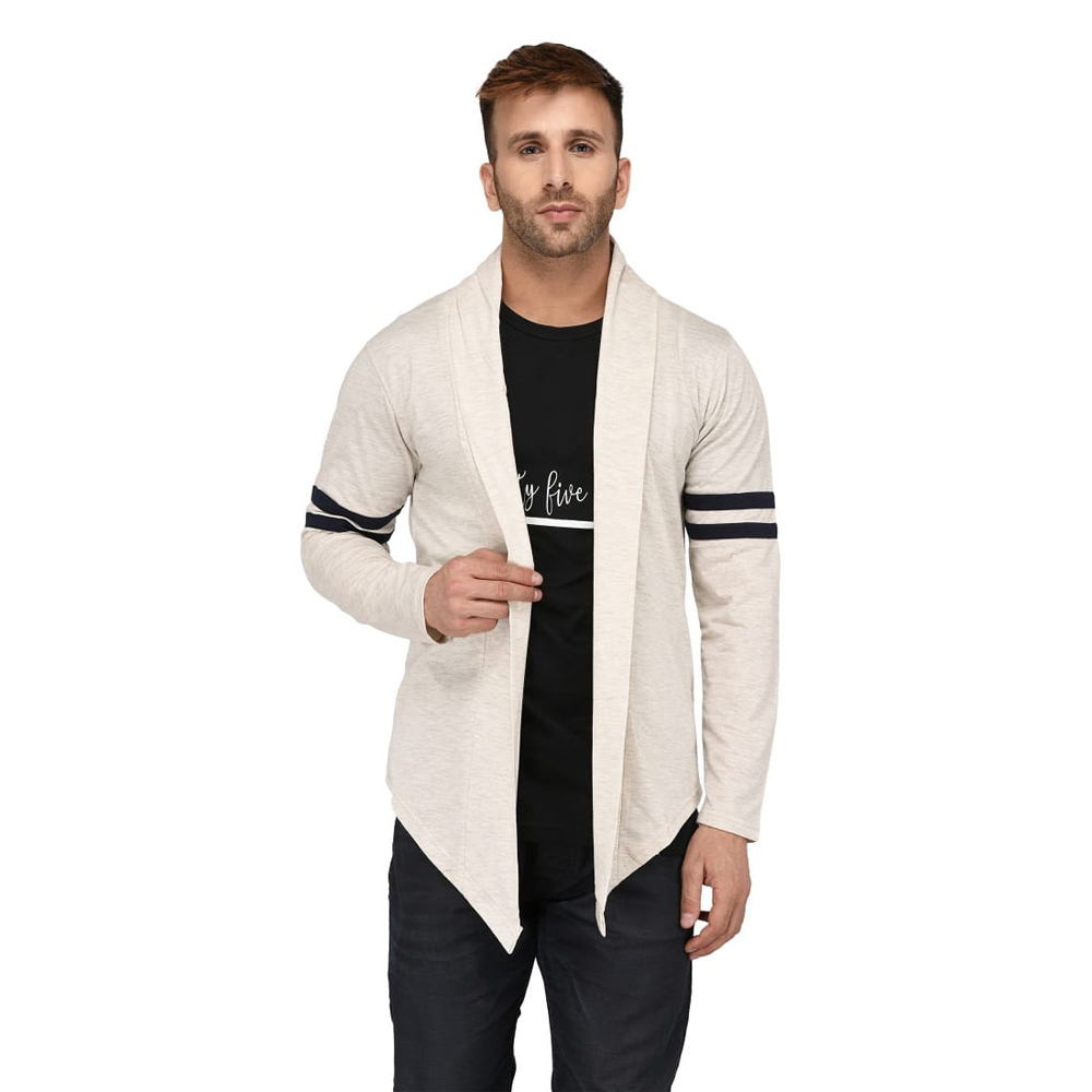 Mens Plain Shrug