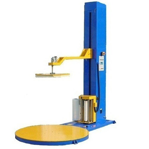 Fully Auto Pallet Stretch Wrapping Machine