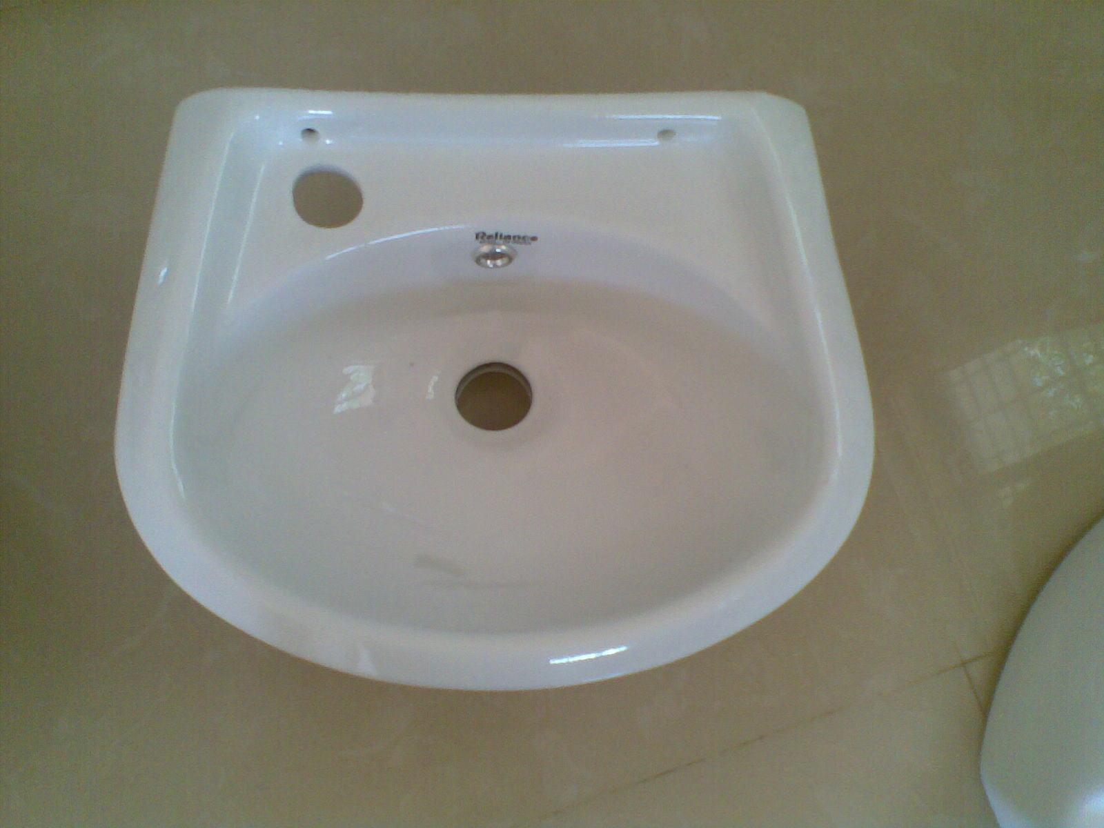 Wash Basin Sunny