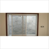 3 Track Sliding Window With Grill