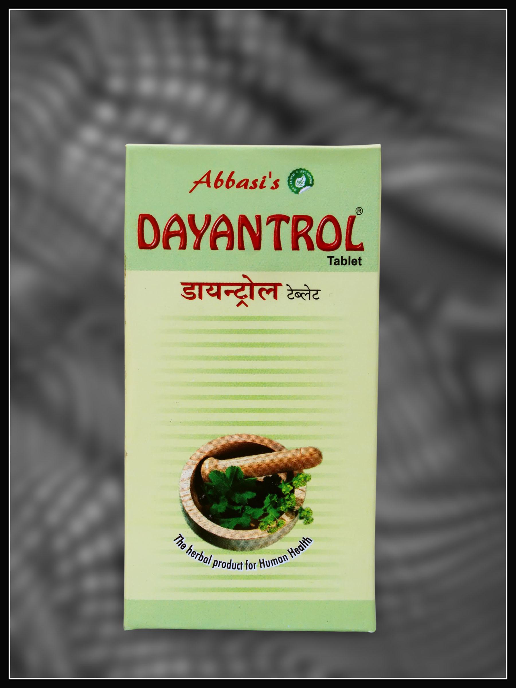 Dayantrol Tablet