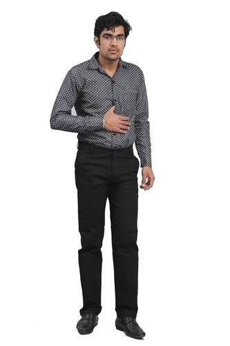 Formal Trouser ( BLACK )