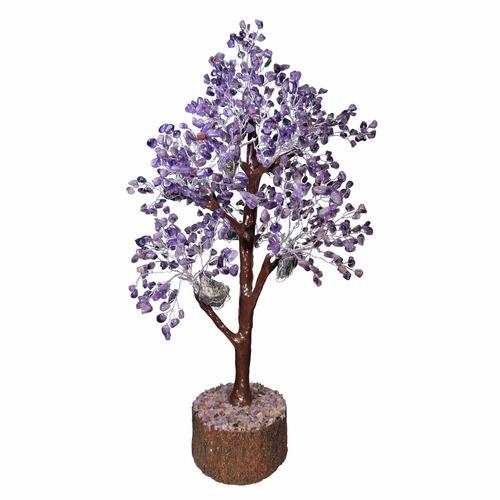 AMEHTHYST GEMSTONE TREE