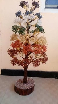 Agate Gemstone Tree