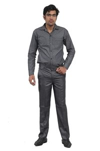 Formal Trouser ( Dark Grey )