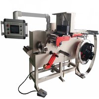 Cantilever Foil Winding Machine
