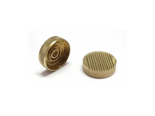 Brass Slotted Core Box Air Vent