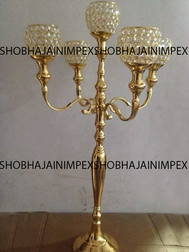 Crystal Holder Candelabra