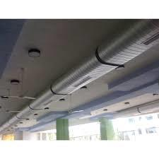 Flat Oval Ducting System