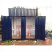 Bathroom and Toilet Container