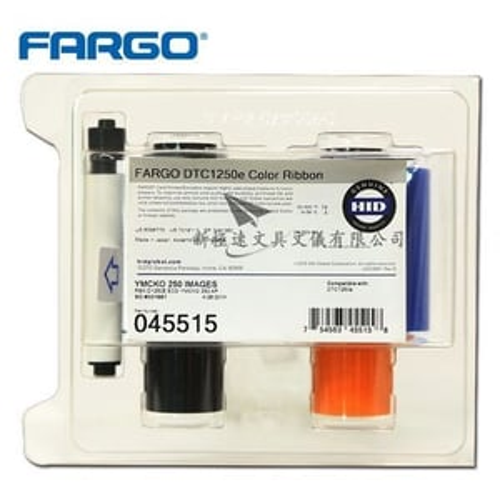 Fargo ID Card Ribbons