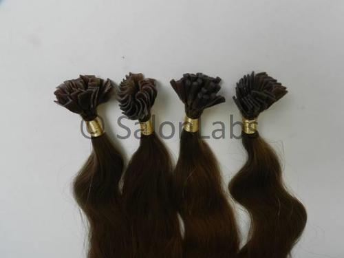 Bonded Human Hair Extensions