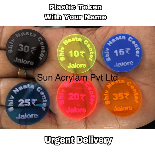 Nasta Tokens With Different Number