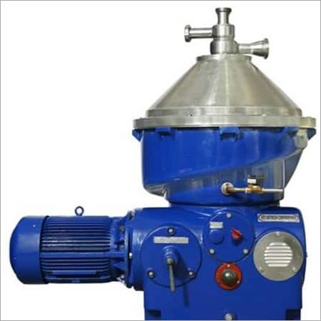 Centrifuge Oil Separator