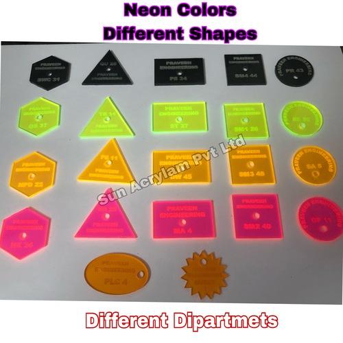 Neon Color Tokens