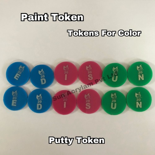 Paint Tokens