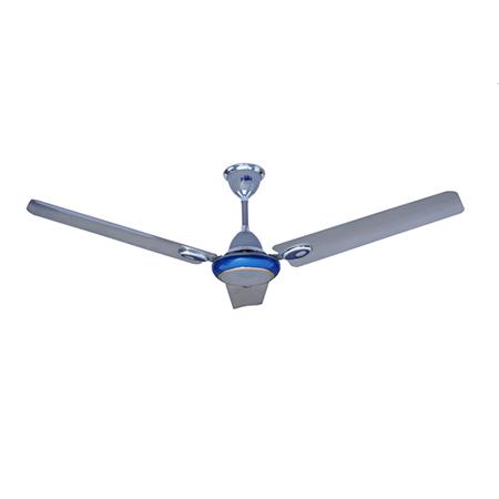 Metalic Blue Ceiling Fans