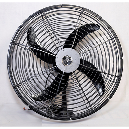 24 HEAVY DUTY WALL FAN