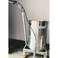 WATER SERVING MACHINES IN STAINLESS STEEL