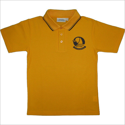 School Yellow T Shirt
