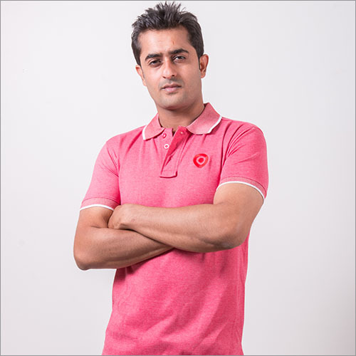 Half Sleeves Polo T-Shirts