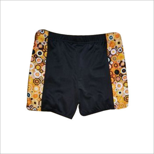 Boys Polyester Printed Shorts