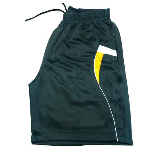 Boys Polyester Plain Shorts