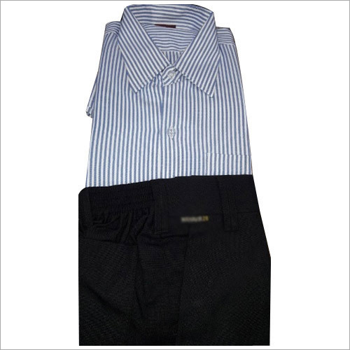 Boys Cotton School Uniform