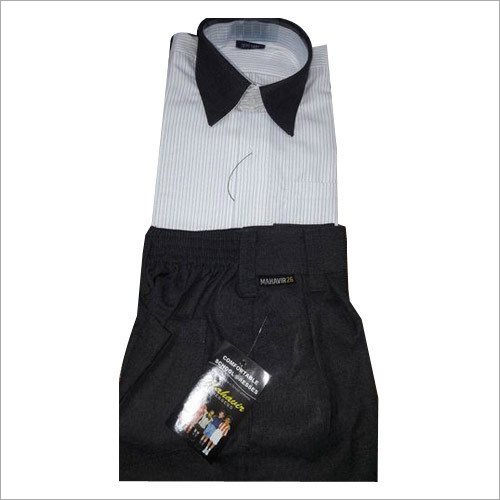 Boys Plain School Uniform
