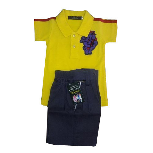 Baby School Uniform