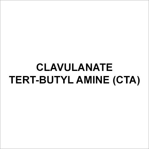 Clavulanate Tert Butyl Amine