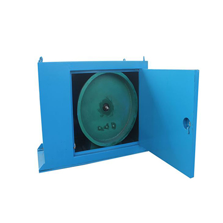 Grinding Wheel Strength Test Machine