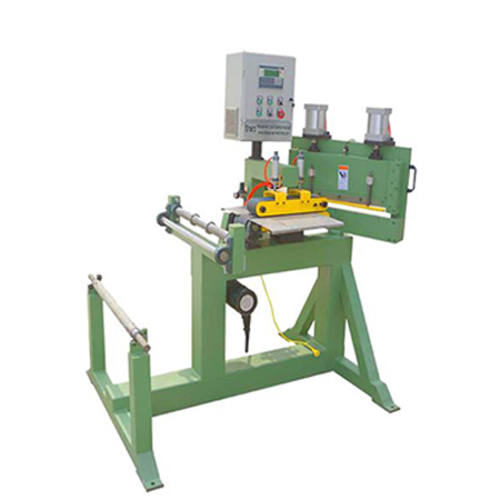 Automatic Abrasive Belt Cut to Length Machine