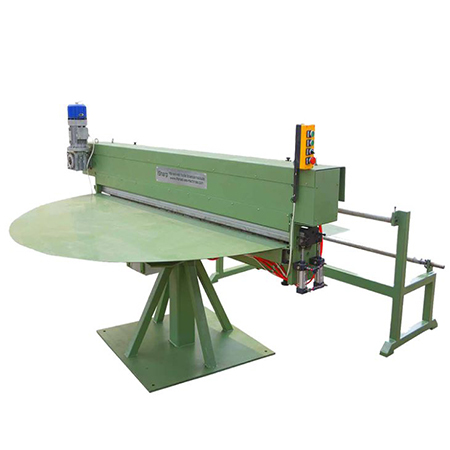 Manual Abrasive Belt Cut to Length Machine