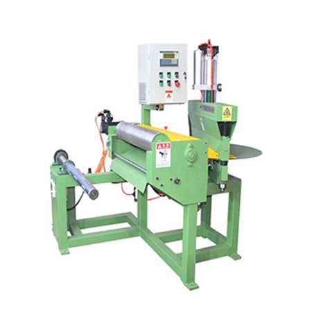 Abrasive Paper Cut to Length Machine