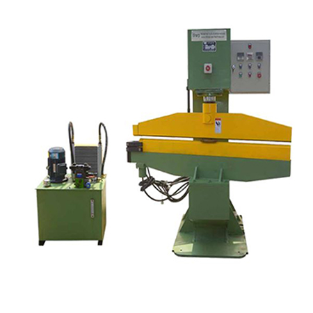 Wide Abrasive Belt Press Machine