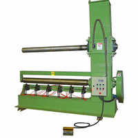 Wide Belt Horizontal Slitting Machine