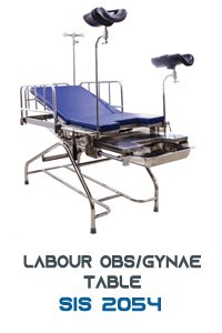 LABOUR TABLE FIX (S.S) SIS 2055