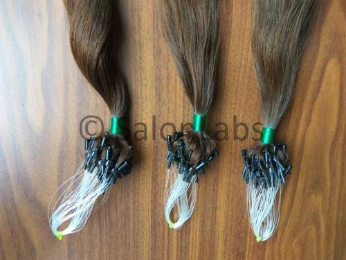 Micro Ring for Thin Hair