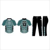 Dye Sublimated Cricket t-shirt