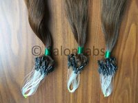 Micro Ring Beads Tipped Hair Extension