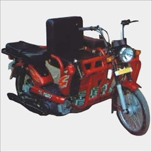 Three Wheeler Tricycle