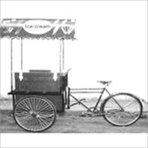 Basic Ice Cream Rickshaw
