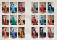 Stylish Printed Sarees Online Shopping