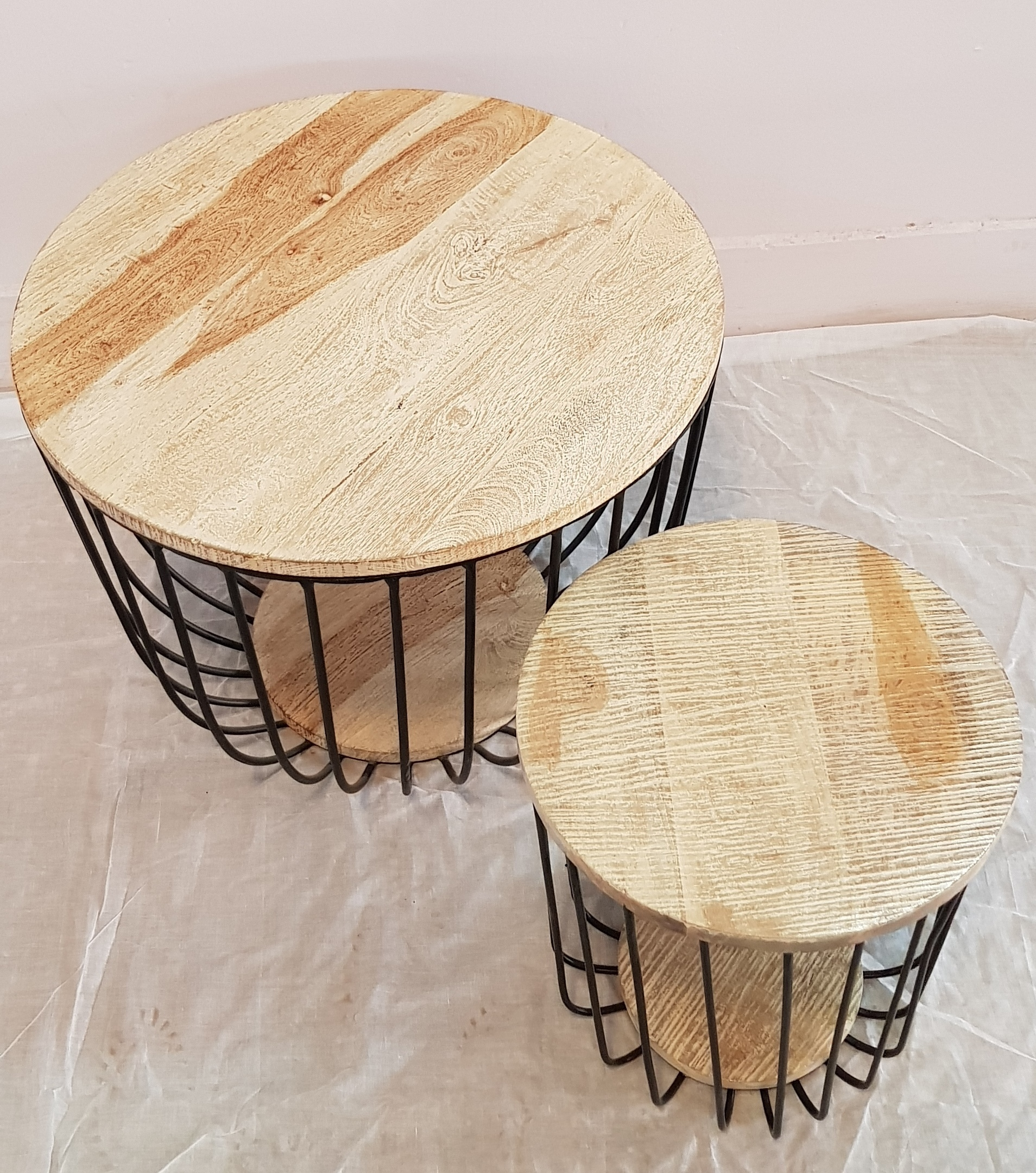 Set of 2-Coffee Tables